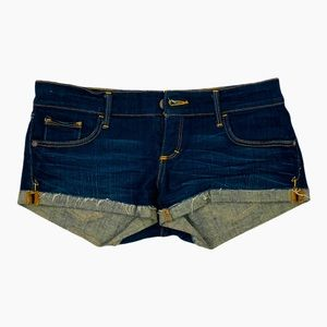 Abercrombie & Fitch Perfect Stretch Jean Shorts